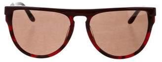 Stella McCartney Shield Tinted Sunglasses