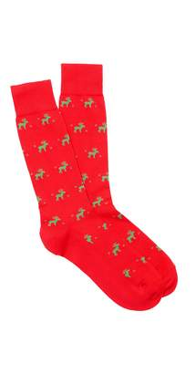 J.Mclaughlin Reindeer Socks