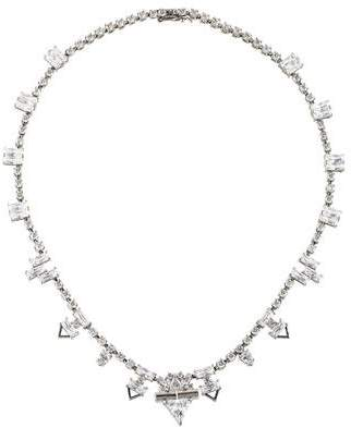 Fallon Crystal Collar Necklace