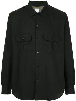 Paul Smith flap pocket shirt