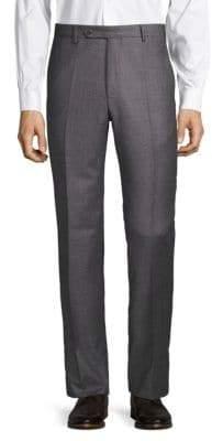 Zanella Classic Flat-Front Trousers