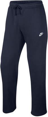 Nike Men Open-Hem Sweatpants