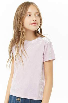 Forever 21 Girls Crushed Velvet Top (Kids)