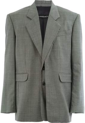 Y/Project Y / Project oversized classic blazer