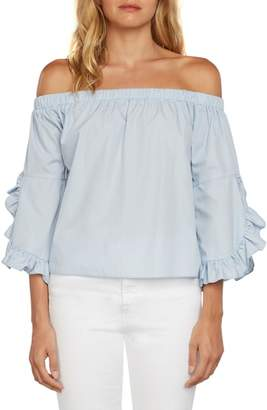 Willow & Clay Miley Off the Shoulder Top