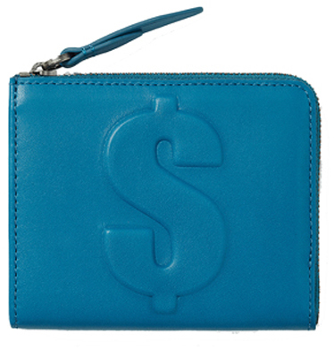 3.1 Phillip Lim 3.1 Phillip Lim Mini Wallet in Mediterranean