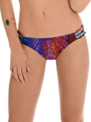 Eco Peace 3-Slit Bikini Bottoms