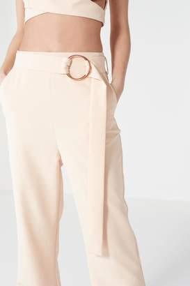 Lavish Alice Tailored Flare Trousers