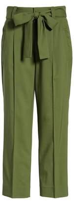 J.Crew Collection Tie Waist Pants