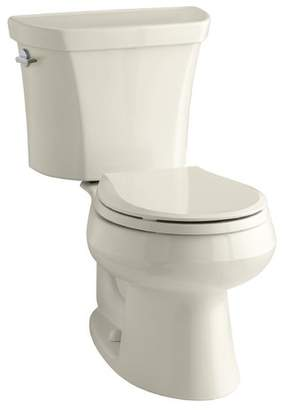 Kohler Wellworth 1.6 GPF Round Two-Piece Toilet