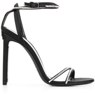 Tom Ford crystal embellished sandals