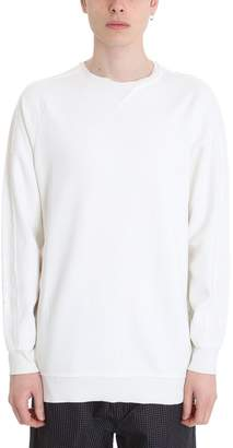 MHI Boro White Cotton T-shirt