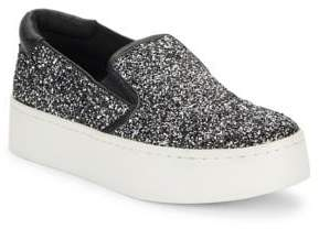 Kenneth Cole New York Joanie Glitter Platform Sneakers
