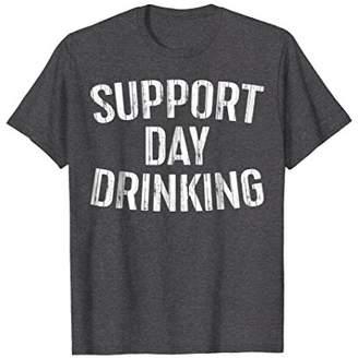 DAY Birger et Mikkelsen Support Drinking T-Shirt Funny Drinking Gift Shirt