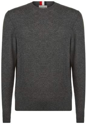 Moncler Round Neck Cashmere Sweater
