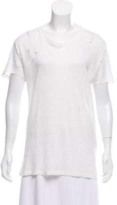 IRO 2016 Distressed T-Shirt