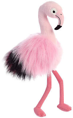 Aurora World Luxe Boutique Ava Flamingo Soft Toy