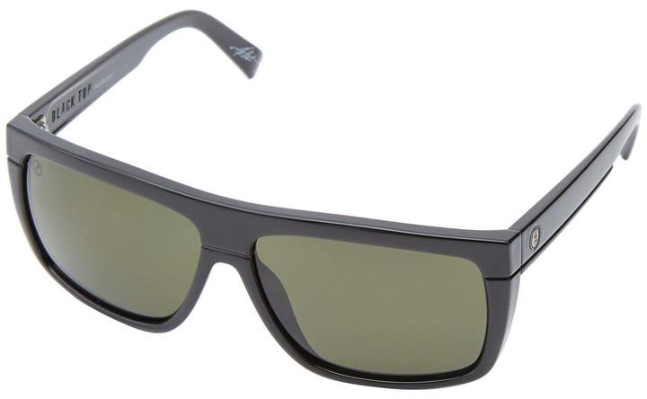 Electric Eyewear - Black Top Sport Sunglasses