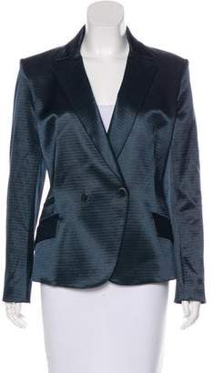 Theyskens' Theory Notch-Lapel Long Sleeve Blazer w/ Tags