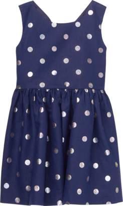 Gymboree Shimmer Dot Dress