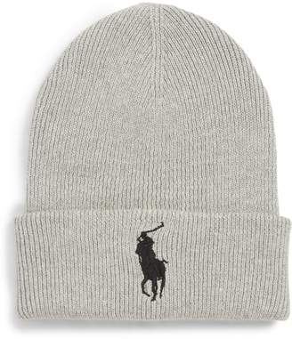 Polo Ralph Lauren Big Pony Cuffed Beanie