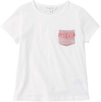 Brooks Brothers Red Fleece Pocket T-Shirt