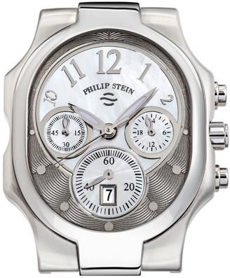 Philip Stein Teslar Stainless Steel Watch Case - Large