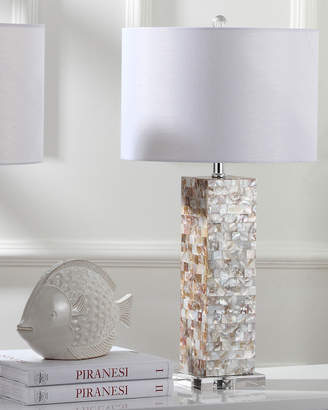Safavieh Jacoby Capiz Shell Table Lamps Set of 2