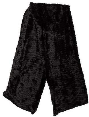 Neiman Marcus Faux Fur Stole