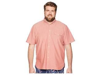 Polo Ralph Lauren Big Tall Chambray Button Down Short Sleeve Sport Shirt Men's Clothing