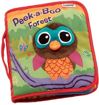 """Lamaze Peek-a-Boo Forest"""" Soft Book"""