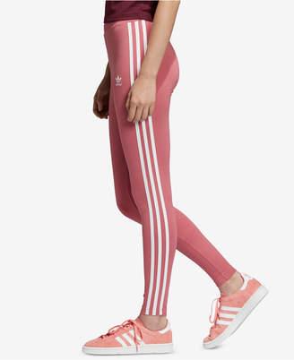 adidas Adicolor Three-Stripe Leggings