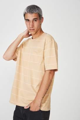 Factorie Stripe Pocket T Shirt