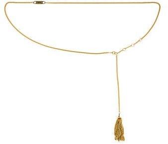 Dolce & GabbanaD&G Tassel Necklace