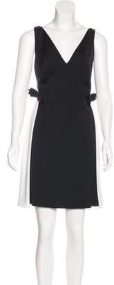 Valentino Wool Mini Dress w/ Tags