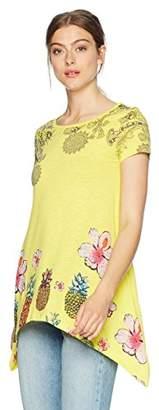 Desigual Women's Cramer Short Sleeve t-Shirt