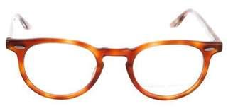 Barton Perreira Banks Tortoiseshell Eyeglasses w/ Tags