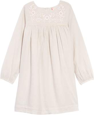 Ruby & Bloom Embroidered Dress