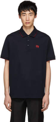Burberry Navy Jenley Polo