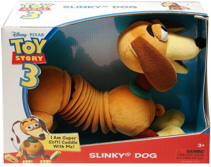 Slinky Disney / Pixar Toy Story 3 Slinky Dog Plush Toy by Slinky