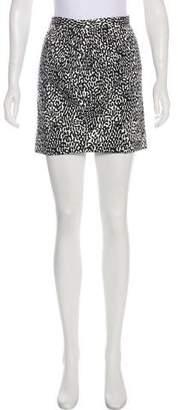Diane von Furstenberg Clyde Mini Skirt