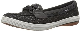 Keds Women's Glimmer Slip-On Boat Shoe $23.36 thestylecure.com