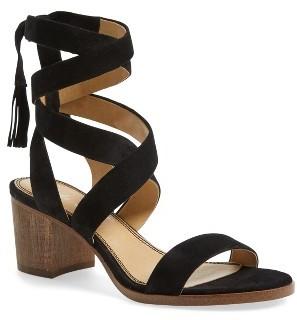 Women's Splendid Janet Block Heel Sandal $127.95 thestylecure.com