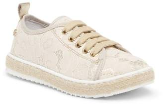 Naturino Floral Lace Sneaker (Toddler, Little Kid, & Big Kid)
