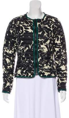 Duvetica Printed Lightweight Jacket