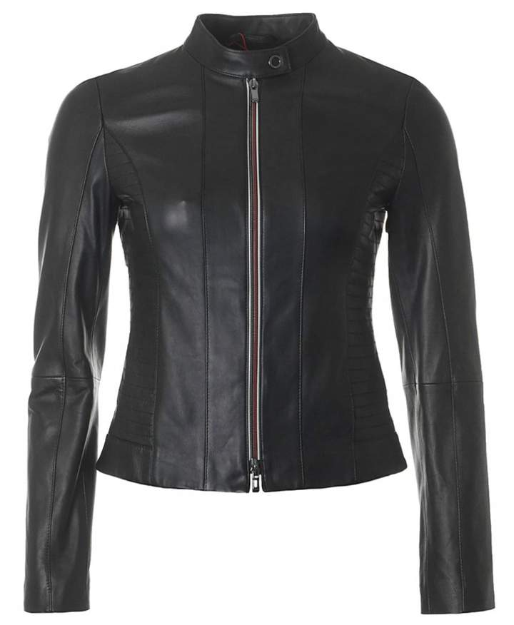 Linotte Leather Jacket