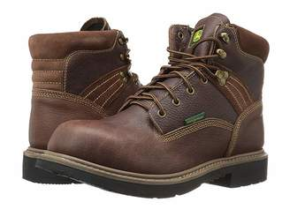 John Deere Waterproof 6 Lace-Up Soft Toe