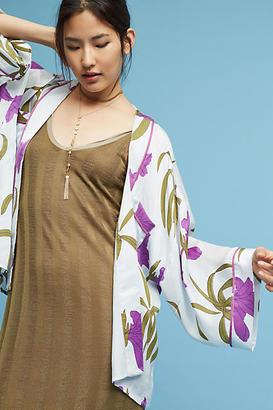 Anthropologie Springfield Kimono $118 thestylecure.com