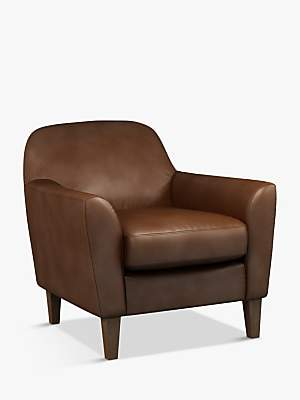 a3cfdf08914 John Lewis   Partners Connor Leather Armchair