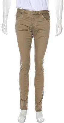Balmain Brushed Skinny Jeans w/ Tags